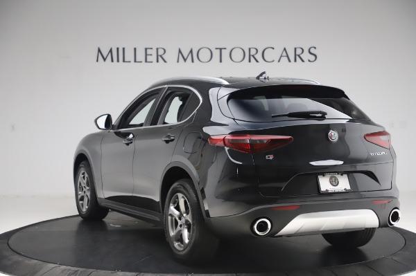 New 2020 Alfa Romeo Stelvio Q4 for sale $47,395 at Maserati of Greenwich in Greenwich CT 06830 5