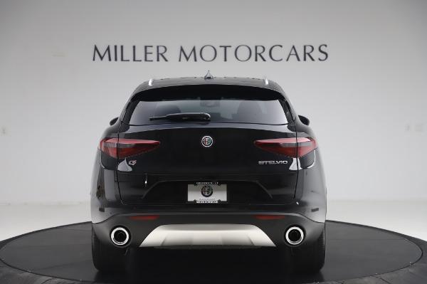 New 2020 Alfa Romeo Stelvio Q4 for sale $47,395 at Maserati of Greenwich in Greenwich CT 06830 6