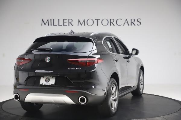 New 2020 Alfa Romeo Stelvio Q4 for sale $47,395 at Maserati of Greenwich in Greenwich CT 06830 7