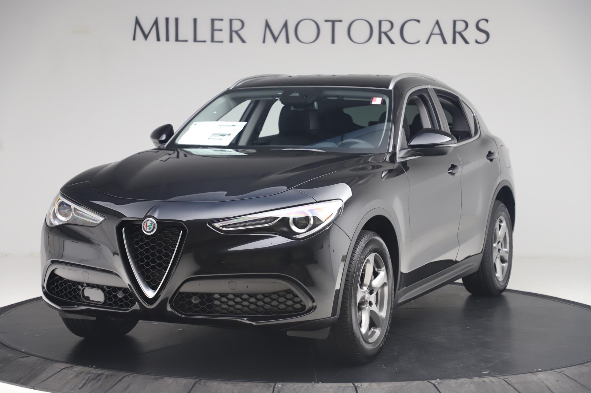 New 2020 Alfa Romeo Stelvio Q4 for sale $47,395 at Maserati of Greenwich in Greenwich CT 06830 1