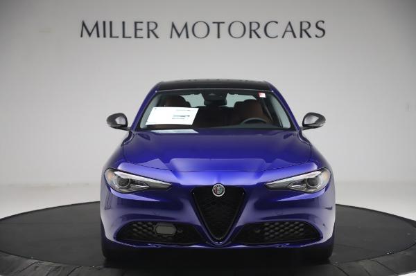 New 2020 Alfa Romeo Giulia Q4 for sale $47,845 at Maserati of Greenwich in Greenwich CT 06830 12