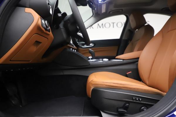 New 2020 Alfa Romeo Giulia Q4 for sale $47,845 at Maserati of Greenwich in Greenwich CT 06830 14