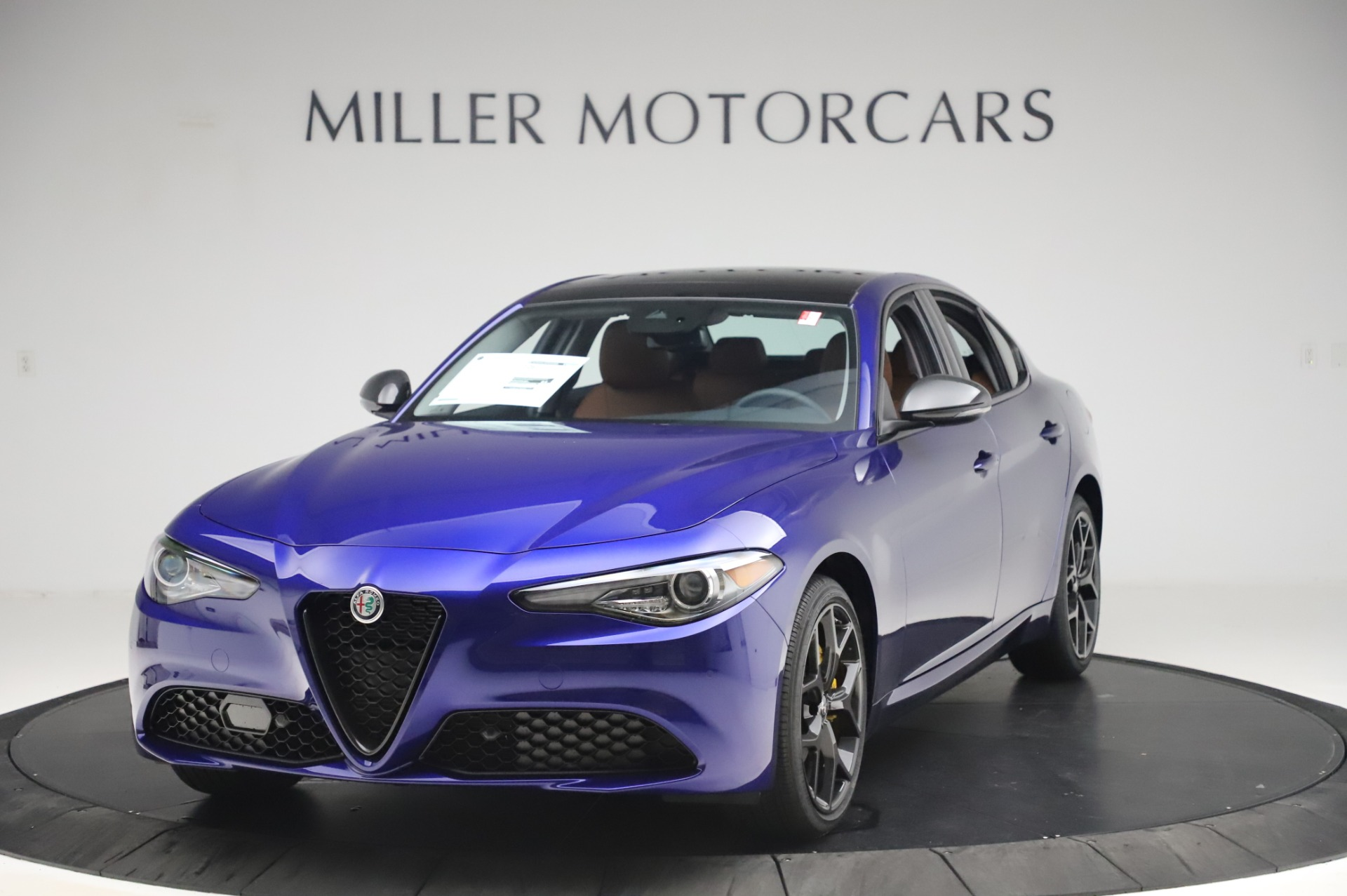 New 2020 Alfa Romeo Giulia Q4 for sale $47,845 at Maserati of Greenwich in Greenwich CT 06830 1