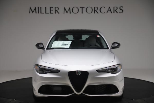 New 2020 Alfa Romeo Giulia Sport Q4 for sale Sold at Maserati of Greenwich in Greenwich CT 06830 12