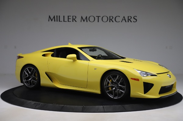 Used 2012 Lexus LFA for sale $509,900 at Maserati of Greenwich in Greenwich CT 06830 10