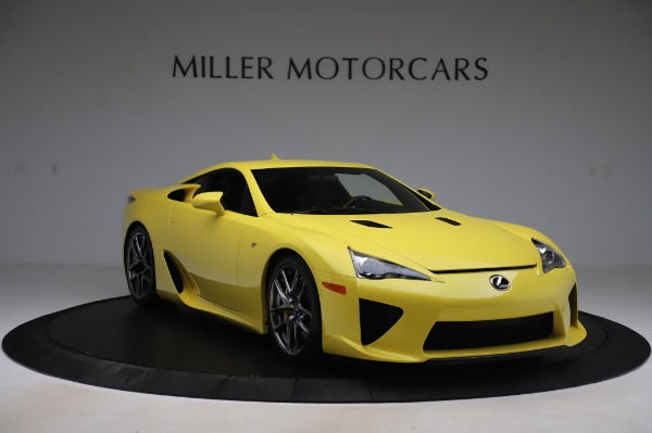 Used 2012 Lexus LFA for sale $509,900 at Maserati of Greenwich in Greenwich CT 06830 11