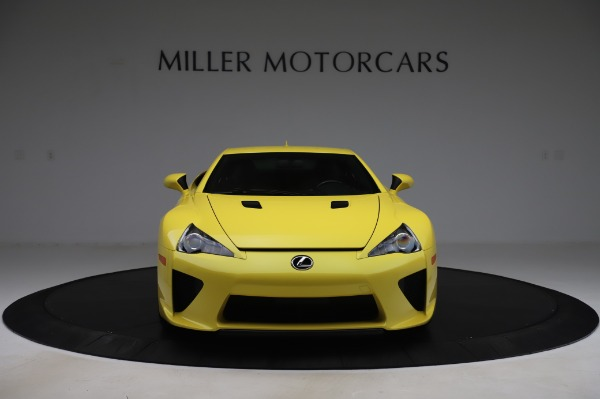 Used 2012 Lexus LFA for sale $509,900 at Maserati of Greenwich in Greenwich CT 06830 12