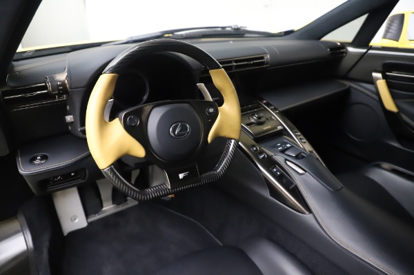 Used 2012 Lexus LFA for sale $509,900 at Maserati of Greenwich in Greenwich CT 06830 13