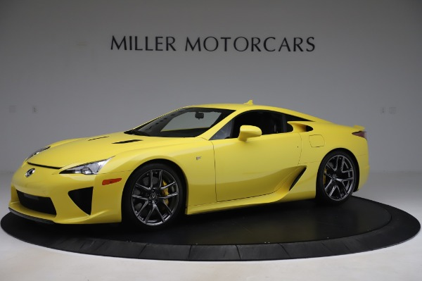 Used 2012 Lexus LFA for sale $509,900 at Maserati of Greenwich in Greenwich CT 06830 2