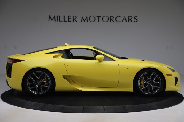 Used 2012 Lexus LFA for sale $509,900 at Maserati of Greenwich in Greenwich CT 06830 9