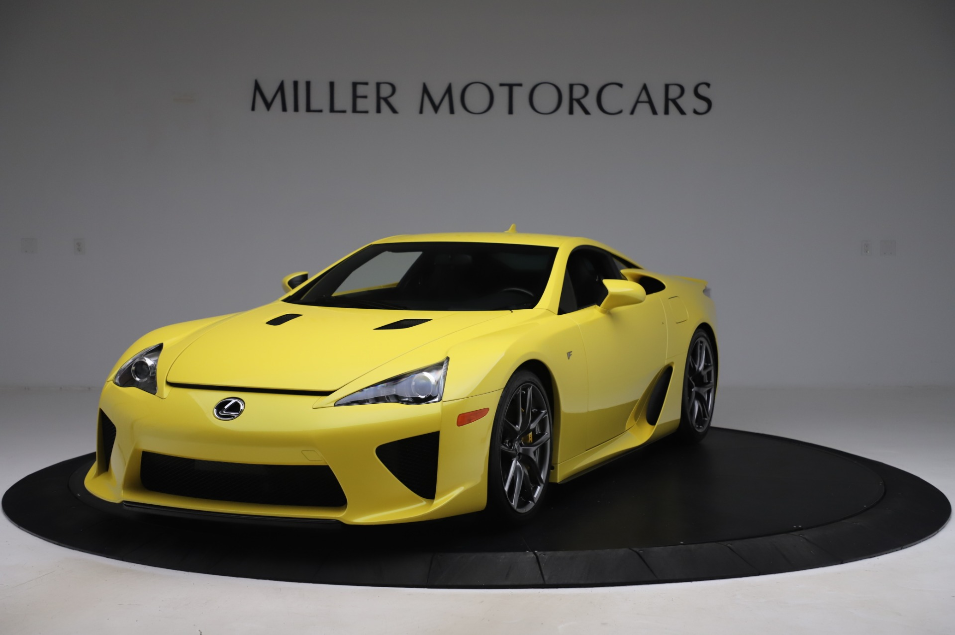 Used 2012 Lexus LFA for sale $509,900 at Maserati of Greenwich in Greenwich CT 06830 1