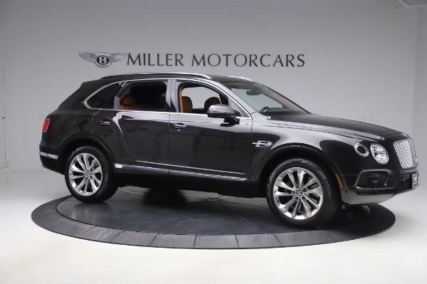 Used 2017 Bentley Bentayga W12 for sale $138,900 at Maserati of Greenwich in Greenwich CT 06830 10