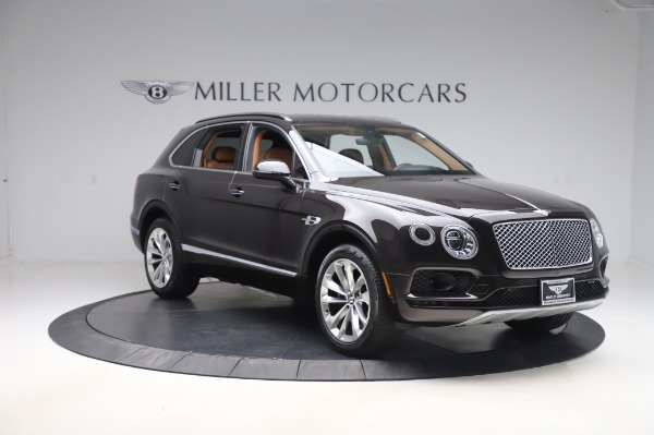 Used 2017 Bentley Bentayga W12 for sale $138,900 at Maserati of Greenwich in Greenwich CT 06830 11
