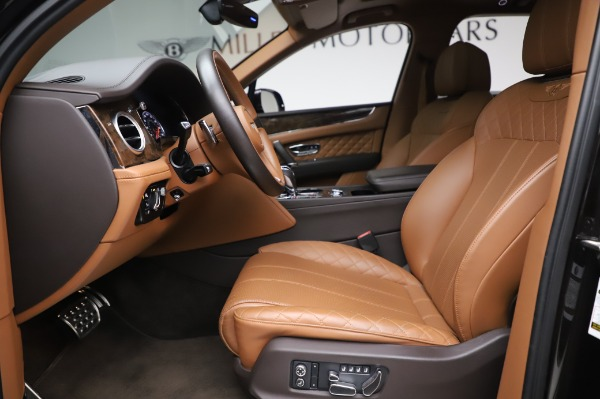 Used 2017 Bentley Bentayga W12 for sale $138,900 at Maserati of Greenwich in Greenwich CT 06830 18
