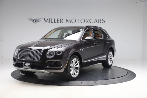 Used 2017 Bentley Bentayga W12 for sale $138,900 at Maserati of Greenwich in Greenwich CT 06830 2