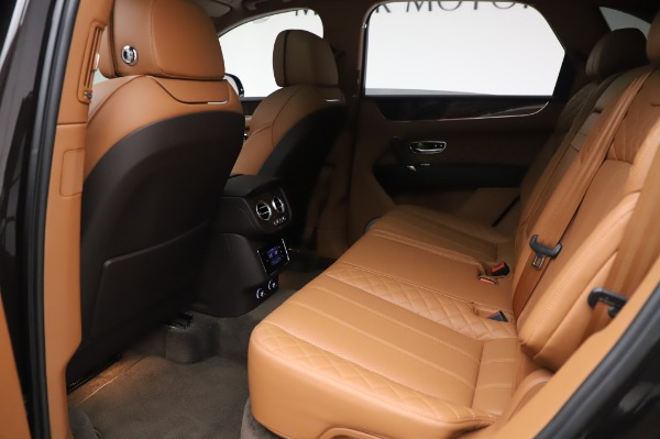 Used 2017 Bentley Bentayga W12 for sale $138,900 at Maserati of Greenwich in Greenwich CT 06830 20