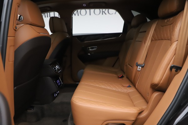 Used 2017 Bentley Bentayga W12 for sale $138,900 at Maserati of Greenwich in Greenwich CT 06830 22
