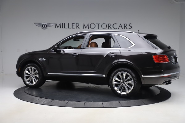 Used 2017 Bentley Bentayga W12 for sale $138,900 at Maserati of Greenwich in Greenwich CT 06830 4