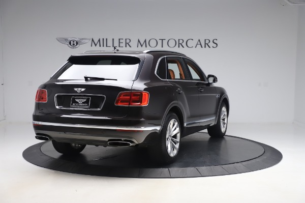 Used 2017 Bentley Bentayga W12 for sale $138,900 at Maserati of Greenwich in Greenwich CT 06830 7