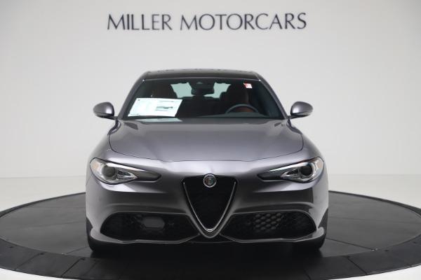 New 2020 Alfa Romeo Giulia Ti Sport Q4 for sale Sold at Maserati of Greenwich in Greenwich CT 06830 12