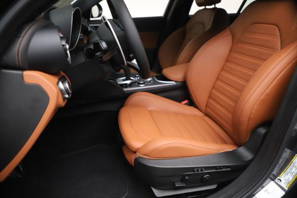 New 2020 Alfa Romeo Giulia Ti Sport Q4 for sale Sold at Maserati of Greenwich in Greenwich CT 06830 14