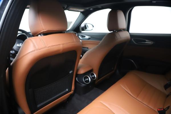 New 2020 Alfa Romeo Giulia Ti Sport Q4 for sale Sold at Maserati of Greenwich in Greenwich CT 06830 20