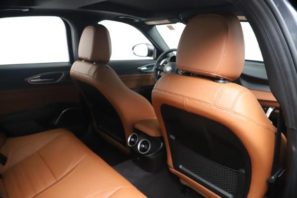 New 2020 Alfa Romeo Giulia Ti Sport Q4 for sale Sold at Maserati of Greenwich in Greenwich CT 06830 28