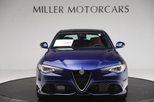 New 2020 Alfa Romeo Giulia Ti Sport Q4 for sale $51,495 at Maserati of Greenwich in Greenwich CT 06830 12