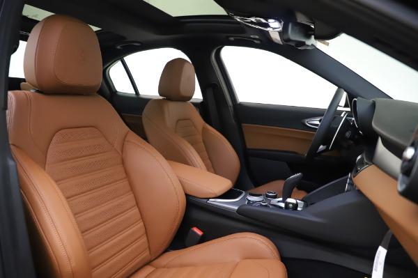 New 2020 Alfa Romeo Giulia Ti Sport Q4 for sale $51,495 at Maserati of Greenwich in Greenwich CT 06830 22