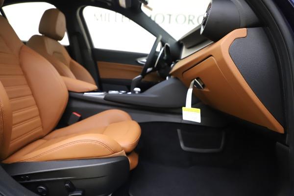 New 2020 Alfa Romeo Giulia Ti Sport Q4 for sale $51,495 at Maserati of Greenwich in Greenwich CT 06830 23