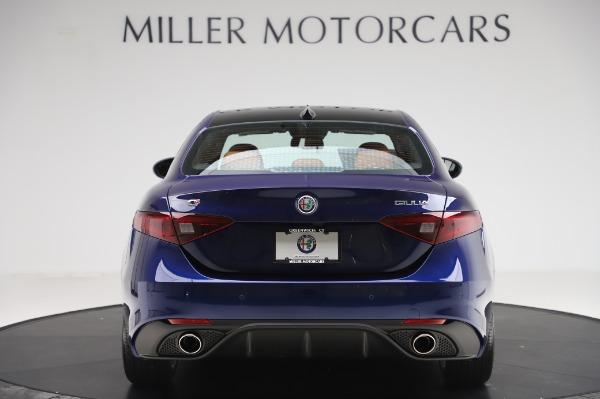 New 2020 Alfa Romeo Giulia Ti Sport Q4 for sale $51,495 at Maserati of Greenwich in Greenwich CT 06830 6