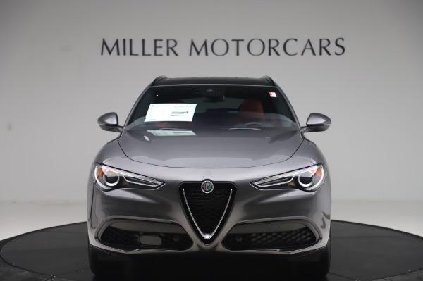 New 2020 Alfa Romeo Stelvio Sport Q4 for sale $50,945 at Maserati of Greenwich in Greenwich CT 06830 12
