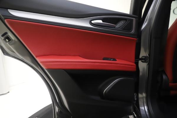 New 2020 Alfa Romeo Stelvio Sport Q4 for sale $50,945 at Maserati of Greenwich in Greenwich CT 06830 25
