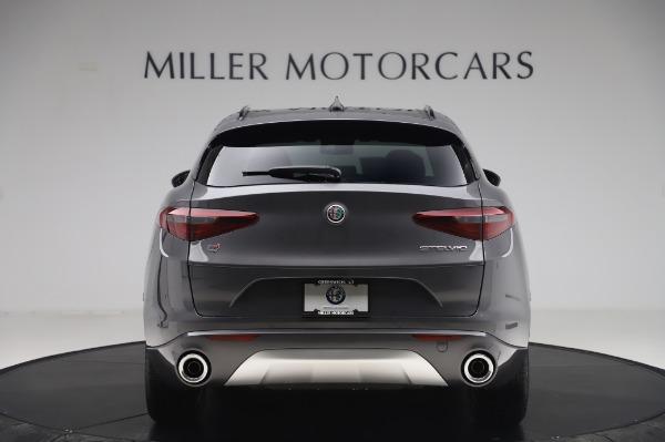 New 2020 Alfa Romeo Stelvio Sport Q4 for sale $50,945 at Maserati of Greenwich in Greenwich CT 06830 6