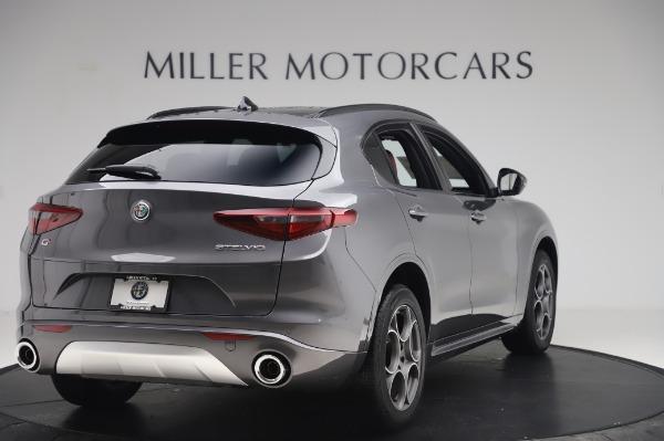 New 2020 Alfa Romeo Stelvio Sport Q4 for sale $50,945 at Maserati of Greenwich in Greenwich CT 06830 7