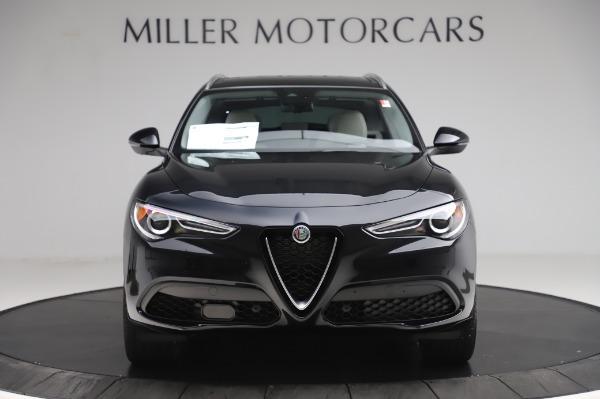 New 2020 Alfa Romeo Stelvio Ti Q4 for sale Sold at Maserati of Greenwich in Greenwich CT 06830 12