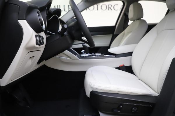 New 2020 Alfa Romeo Stelvio Ti Q4 for sale Sold at Maserati of Greenwich in Greenwich CT 06830 14