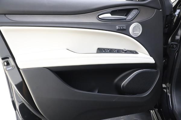 New 2020 Alfa Romeo Stelvio Ti Q4 for sale Sold at Maserati of Greenwich in Greenwich CT 06830 17