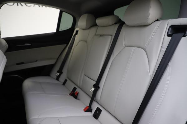 New 2020 Alfa Romeo Stelvio Ti Q4 for sale Sold at Maserati of Greenwich in Greenwich CT 06830 18