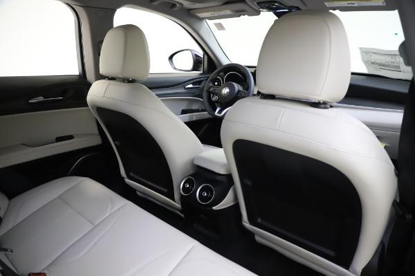 New 2020 Alfa Romeo Stelvio Ti Q4 for sale Sold at Maserati of Greenwich in Greenwich CT 06830 28