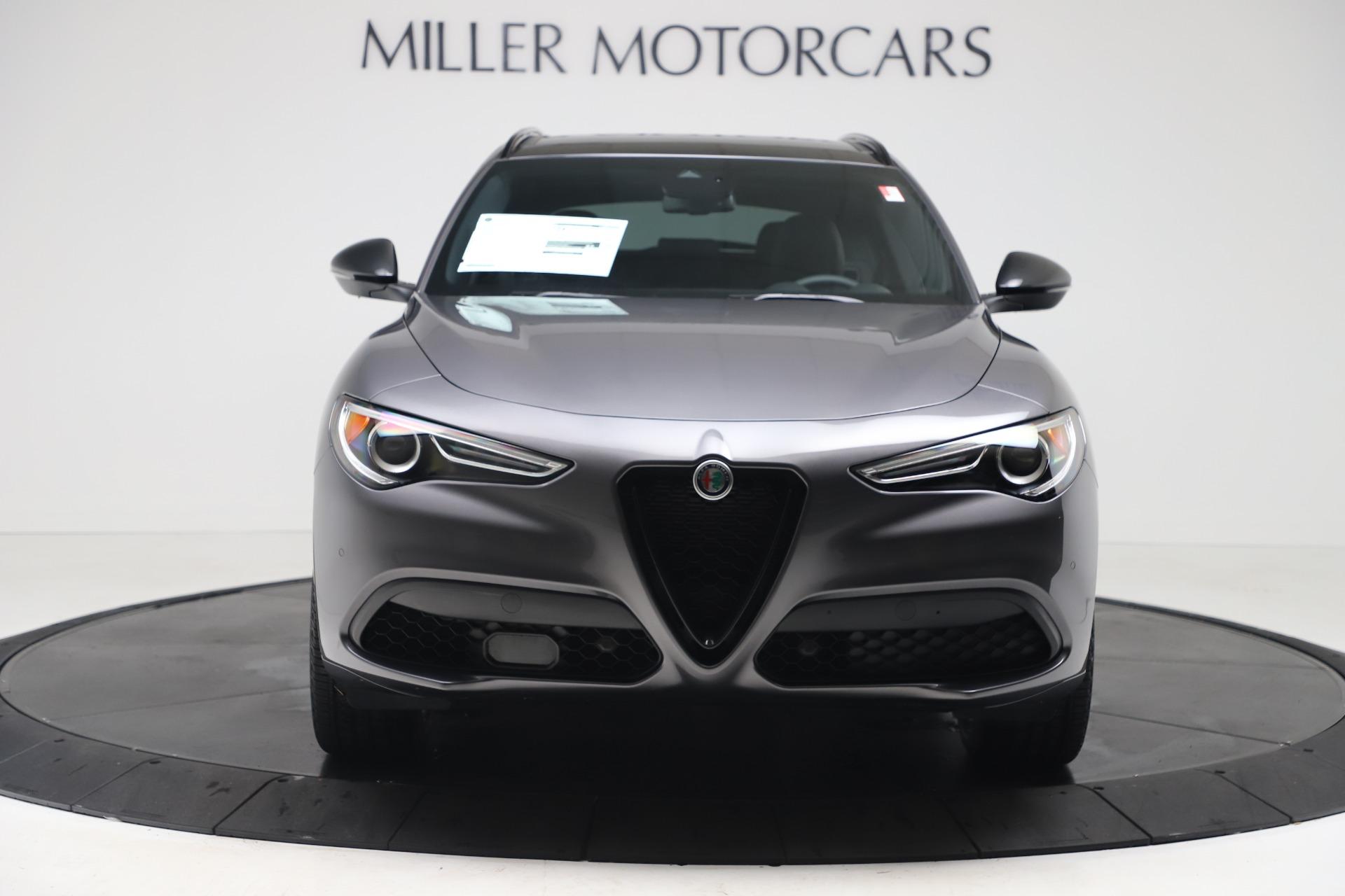 New 2020 Alfa Romeo Stelvio Ti Q4 for sale $51,045 at Maserati of Greenwich in Greenwich CT 06830 1