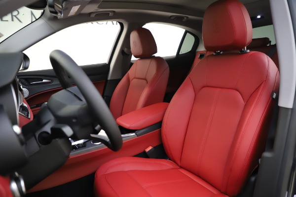 New 2020 Alfa Romeo Stelvio Ti Q4 for sale Sold at Maserati of Greenwich in Greenwich CT 06830 16