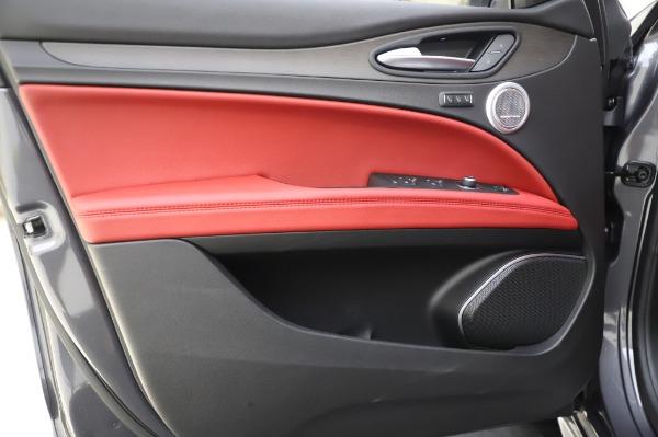 New 2020 Alfa Romeo Stelvio Ti Q4 for sale Sold at Maserati of Greenwich in Greenwich CT 06830 19