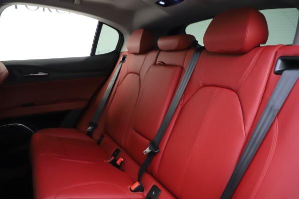 New 2020 Alfa Romeo Stelvio Ti Q4 for sale Sold at Maserati of Greenwich in Greenwich CT 06830 21