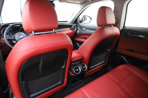 New 2020 Alfa Romeo Stelvio Ti Q4 for sale Sold at Maserati of Greenwich in Greenwich CT 06830 23