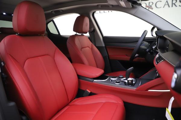 New 2020 Alfa Romeo Stelvio Ti Q4 for sale Sold at Maserati of Greenwich in Greenwich CT 06830 25