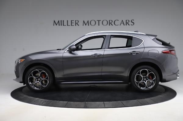 New 2020 Alfa Romeo Stelvio Ti Q4 for sale Sold at Maserati of Greenwich in Greenwich CT 06830 4