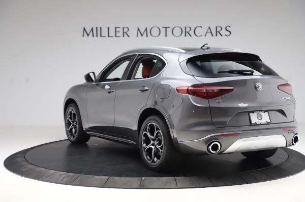 New 2020 Alfa Romeo Stelvio Ti Q4 for sale Sold at Maserati of Greenwich in Greenwich CT 06830 6