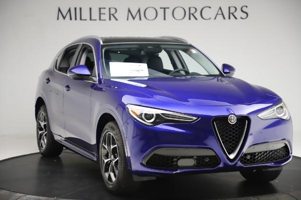 New 2020 Alfa Romeo Stelvio Ti Q4 for sale $45,695 at Maserati of Greenwich in Greenwich CT 06830 11