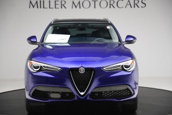 New 2020 Alfa Romeo Stelvio Ti Q4 for sale $45,695 at Maserati of Greenwich in Greenwich CT 06830 12